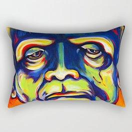 Call Me Frank Rectangular Pillow