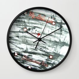 Share some love Wall Clock