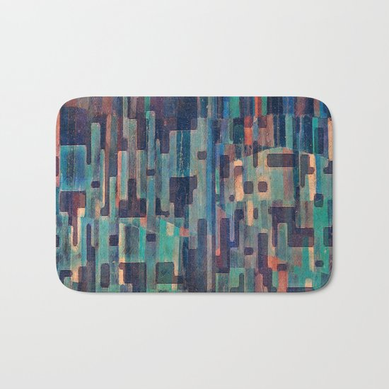 Night in the African Savannah Bath Mat