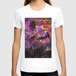 Kikagaku Moyo - Kogarashi - Starlight Alley Kats T-shirt