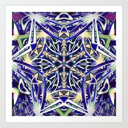 Sub-Zero Tristar Art Print