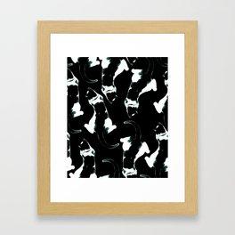 Benji the Cat 8 Framed Art Print