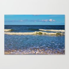 South Carolina Beach Canvas Print
