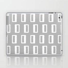 Chad Pattern Grey 22 Laptop & iPad Skin