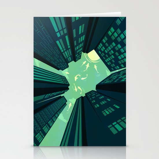 Solitary Dream Stationery Cards