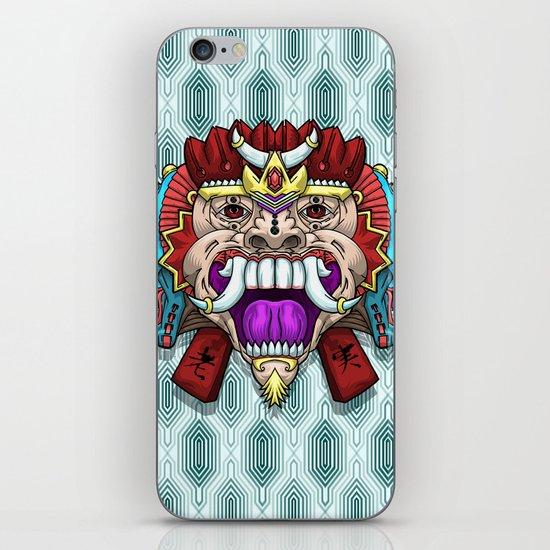 Greed Barong Mask iPhone & iPod Skin
