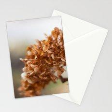 Winter Hydrangea II Stationery Cards