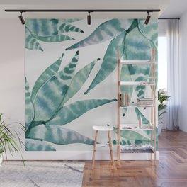 Desert Succulents Wall Mural