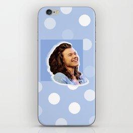 Harry Styles Polka Dot iPhone Skin
