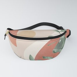 Nature Geometry IV Fanny Pack
