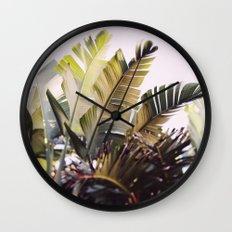 Paradise #1 Wall Clock