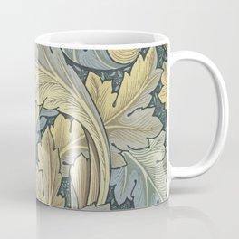 William Morris Acanthus Leaves Floral Art Nouveau Coffee Mug