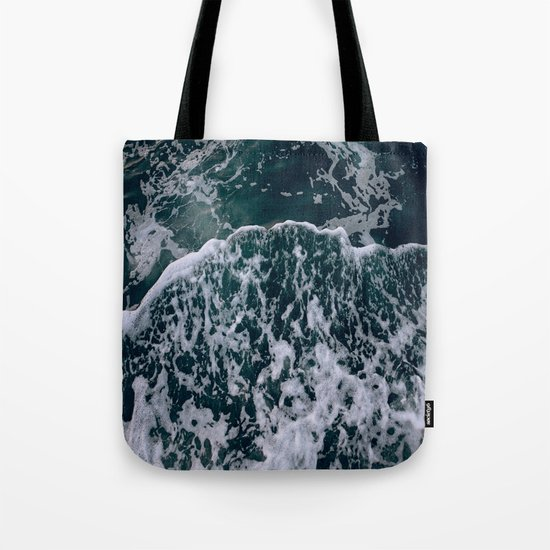 Waves and me Tote Bag