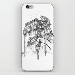 Tower of the palace iPhone Skin