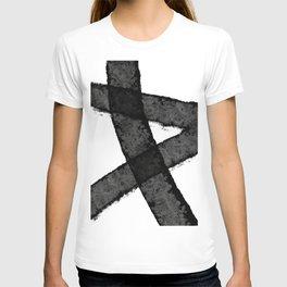 Mid Century Black T-shirt