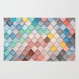 Bricks Full of Color Rug