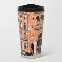 St. Pancras Renaissance Hotel Travel Mug