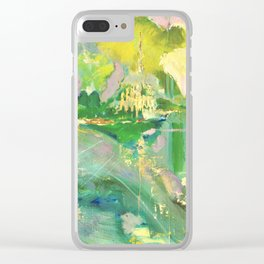 Eve of Camlann Clear iPhone Case