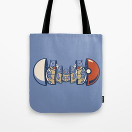 Poketryoshka - Water Type Tote Bag