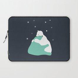 Bear hug Laptop Sleeve