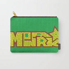 Monark Maze Carry-All Pouch