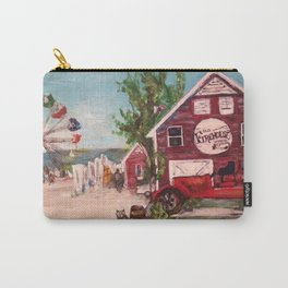 Geneva-On-The-Lake, Ohio Carry-All Pouch
