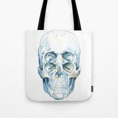 the 4i skull Tote Bag