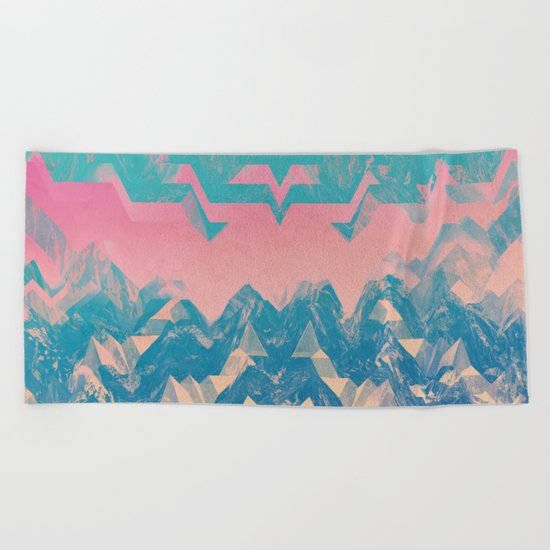Valley Beach Towel