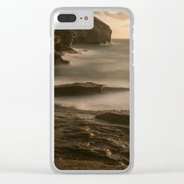 On the Waterfront III Clear iPhone Case