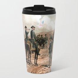 The Siege Of Atlanta -- Civil War Travel Mug