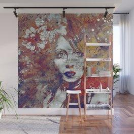 Farewell, Mona Lisa: Autumn Wall Mural
