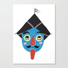Drachen Canvas Print