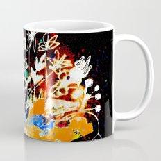 flowers of universe Mug