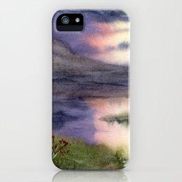 Intense Sky iPhone Case