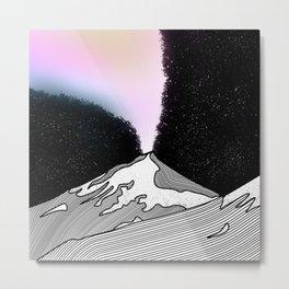 Pavlof Volcano Metal Print
