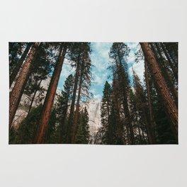 Yosemite Falls Rug