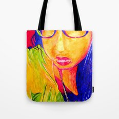 Hailey Seals Tote Bag