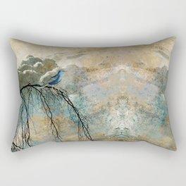 HEAVENLY BIRD II Rectangular Pillow