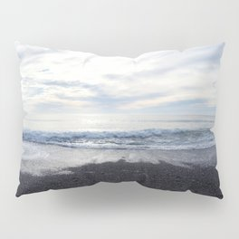 Rodeo Beach with Killer Clouds Pillow Sham