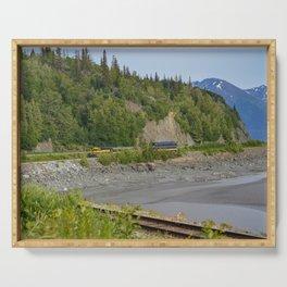 5289 - Alaska Passenger Train Serving Tray