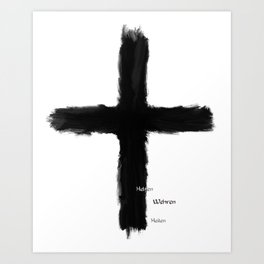 The Crusades - Teutonic Order Art Print