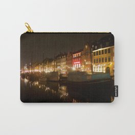 Nyhavn at night Carry-All Pouch