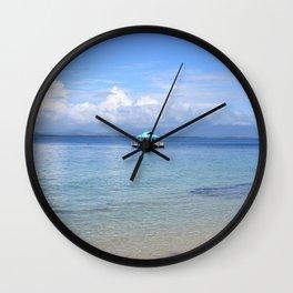 Honda Bay IV Wall Clock
