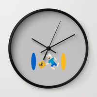 aperture Wall Clocks featuring Aperture Time! by Chance L