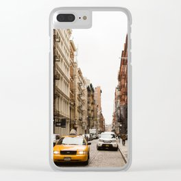 In Soho Clear iPhone Case