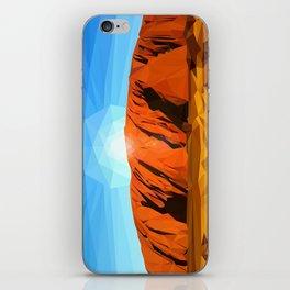 Uluru the Mighty Dreamer - Ayers Rock, Outback - Australia iPhone Skin
