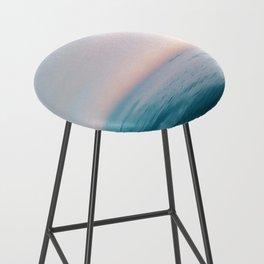 Calm Pastel Sea Bar Stool