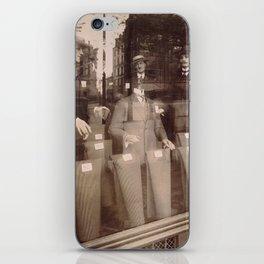 Eugène Atget - Avenue des Gobelins iPhone Skin