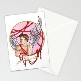 Cupid Boy Stationery Cards