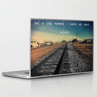 infinite Laptop & iPad Skins featuring infinite by Smile_Error